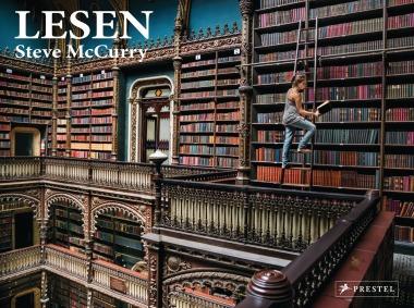 Steve McCurry Lesen von Paul Theroux