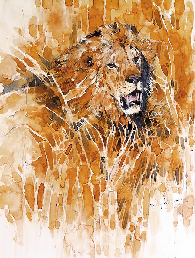 Menschenfresser Löwe