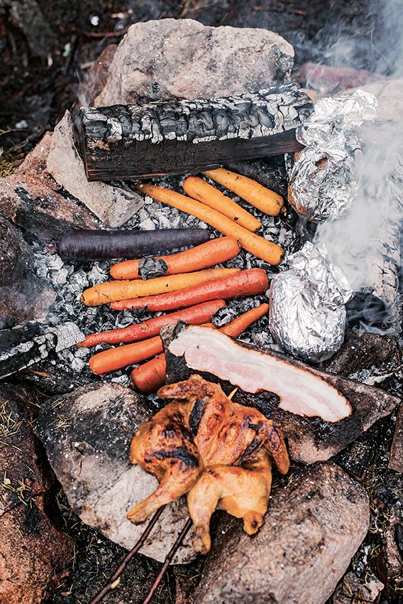 Das lagerfeuer kochbuch 2