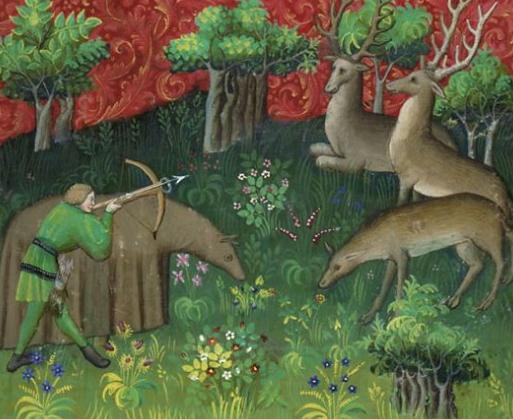 Jagd Mittelalter