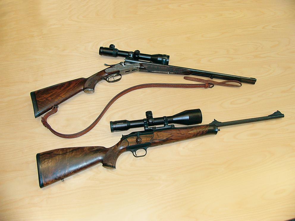 Schwarzwild Gewehr