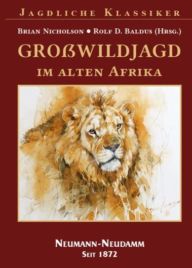 grosswildjagd im alten afrika
