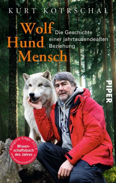 wolf hund mensch