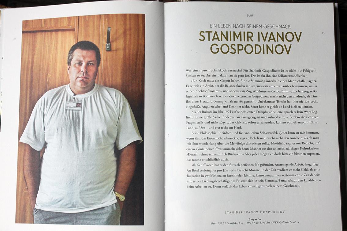 Kombüsengold Stanimir Ivanor GospodinovI