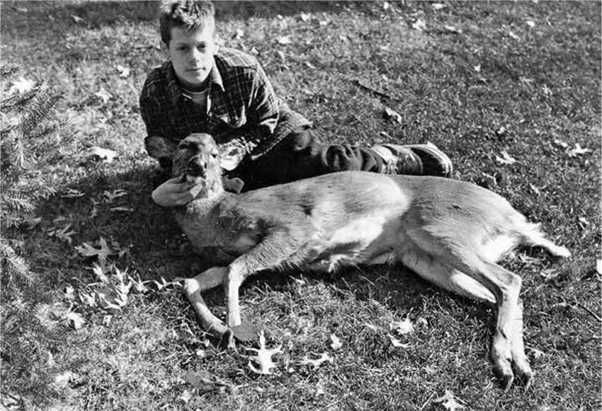 steven rinella deer
